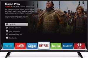 "TRADE & SAVE SALE - VIZIO 65"" D-SERIES 1080O HD SMART TV NO STAND - OPENBOX SUNRIDGE"