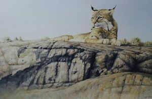 """Limited Edition print - Arold Nogy - """"Afternoon Rest"""""""