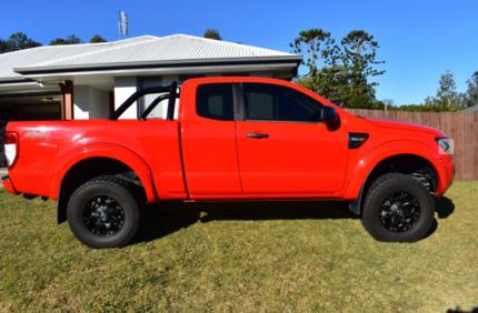 2013 Ford Ranger Ute - Urgent Regretful Sale