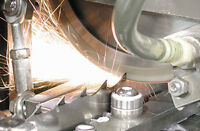 Sharpening services band saw blades and knives