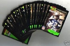 REDUCED COCA-COLA COKE 1994 MONSTERS OF GRIDIRON 30 CARD SET