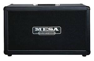 Mesa Recto 2x12 Speaker Cab