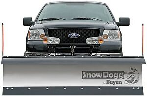 Snow plows and Spreaders - SNOWDOGG - HUGE SAVINGS $$$