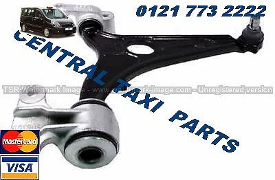 FIAT SCUDO DRIVER SIDE WISHBONE ARM  LOWER BALL JOINT FITS ALL 2007 2011