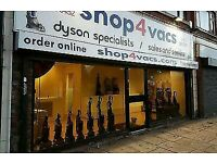 DYSON VACUUM CLEANER SALES AND REAPIRS