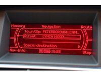 Navigation CD MMI Basic Plus Audi A4/A5/A6/Q7