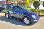 VOLKSWAGEN BEETLE AUTOMATIC ONLY 89200 KILOMETERS Hope Island Gold Coast North Preview