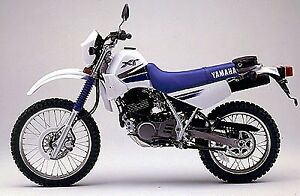 Looking for Yamaha XT350 parts