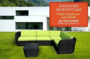 * INVENTORY BLOWOUT * 50% OFF Patio Furniture Sale Dont Miss Out