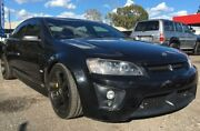 2007 Holden Special Vehicles Clubsport E Series R8 Black 6 Speed Manual Sedan Elizabeth West Playford Area Preview