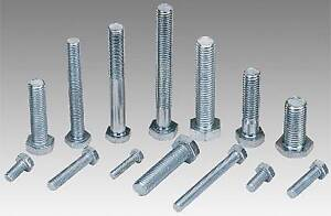 Bolt and Nut 50Pcs SPECIAL CHEAP! SECURITY DOOR, FLYSCREEN! Fairfield Heights Fairfield Area Preview