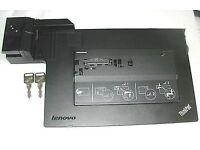 Lenovo ThinkPad Dock (with keys)