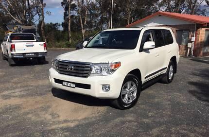 2015 Toyota LandCruiser Sahara