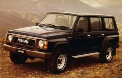 Wanted: I'm looking for a nissan patrol