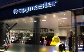 Full-Time Sales Executive - Spymaster
