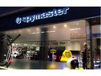Spymaster - Sales Executive