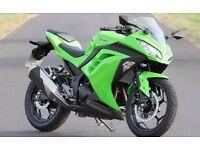 vinyl bright green 3d detailing film for bike styling