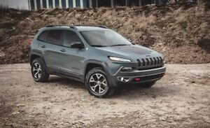 2015 Jeep Cherokee TrailHawk - Perfect Condition