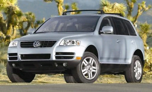2004 Volkswagen Touareg Leather, Sunroof  4x4