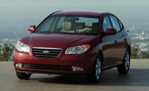 Wanted 2008-2013 Hyundai Elantra Sedan