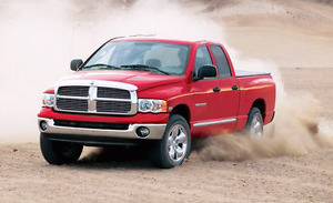 Looking to buy dodge ram 2002 and up