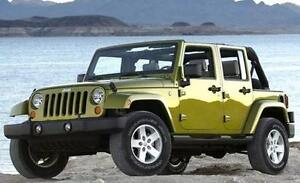 WANTED 2014 Jeep Wrangler SUV, Crossover WANTED