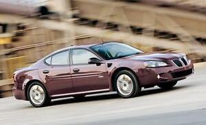 2005 Pontiac Grand Prix GXP Sedan