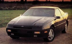 1989 Ford Probe - looking for car to part