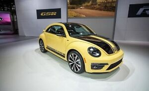 2014 Volkswagen Beetle GS-R-Loaded, New Condition