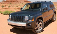 2008 JEEP PATRIOT 4X4 INSPECTED    EASY FINANCING