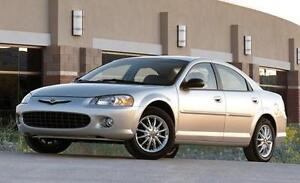 2000 Chrysler Sebring Berline