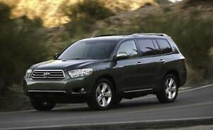 Wanted: Toyota Highlander