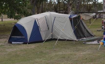 Tent Oztrail Sportiva Homstead & 12 man tent in Perth Region WA | Camping u0026 Hiking | Gumtree ...