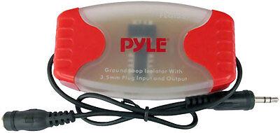 Pyle Plgi35t 3.5mm / 1/8'' Stereo Audio Ground Loop Isolator