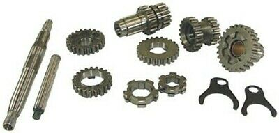 COMPLETE TRANSMISSION 2.44 RATIO GEAR SET FOR HARLEY BIG TWIN 4 SPEED
