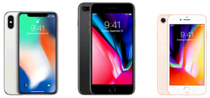 Wanted: WANTED: Apple iPhone X, iPads, Samsung Galaxy S8, S8 Plus, Note 8
