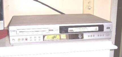VCR Video VHS Player