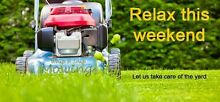 Lawn mowing for FREE FREE. !!!!Garden maintenance, Landscaping Lalor Whittlesea Area Preview