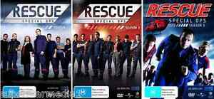 RESCUE SPECIAL OPS TV Series: SEASONS 1+2+3 = NEW R4 DVD
