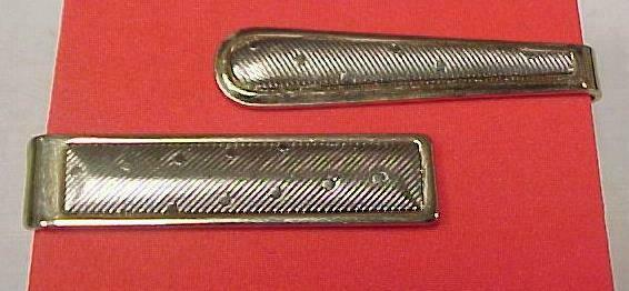 Tie Bars (2) with Pat #