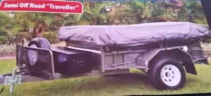 2013 MDC Semi Off Road Camper Trailer. Excellent condition