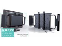 Q-TV2X HD sound for your TV
