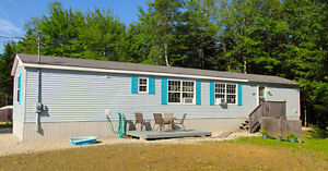 Mini home on 2.26 acres in Chester, NS