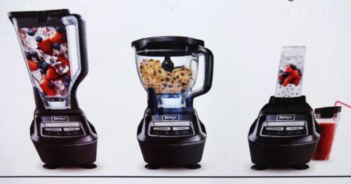 Used blender ebay for Ninja bl773co mega kitchen system 1500w