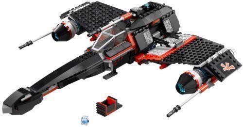 Lego star wars figures set ebay - Croiseur star wars lego ...