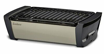 Enders Aurora taupe charcoal barbecue BBQ, 26x47x13,5 cm