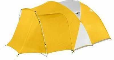 The North Face Kaiju 6 Person Tent Prior Season Foot Wiper Tablet Pocket NEW