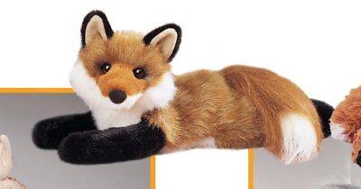 Douglas Roxy FOX Plush Toy Stuffed Animal NEW