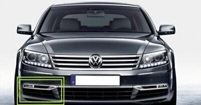 Außenspiegel Spiegelglas Ersatzglas VW Phaeton ab 2002 Li od Re asph Kpl beheizt