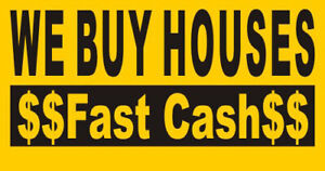 Get Your Oshawa House Ready for Cash.Sell it to us!!